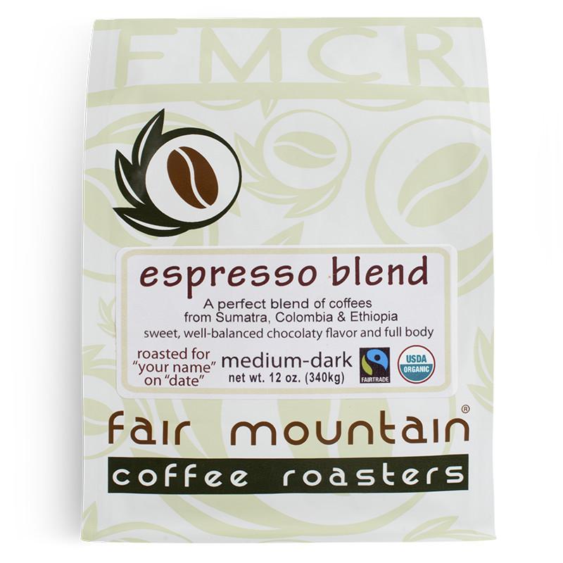 Organic FT Espresso Blend