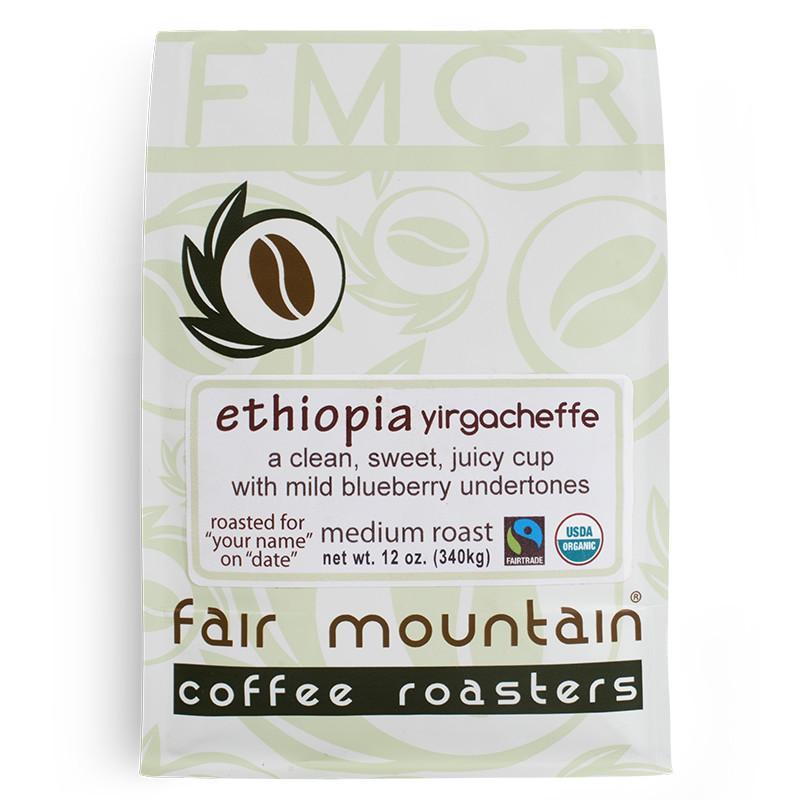 Organic FT Ethiopia Yirgacheffe