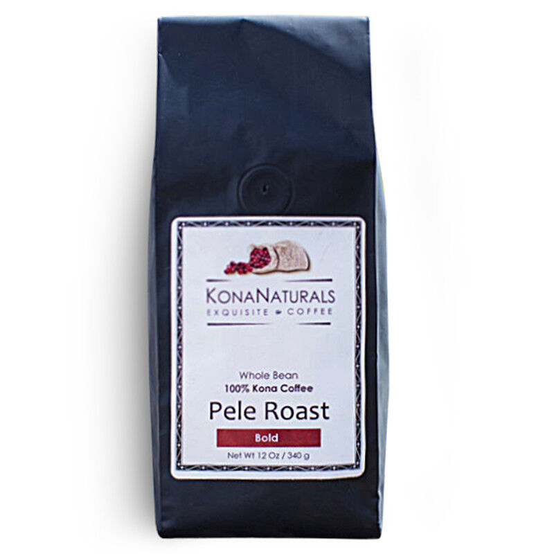 KonaNaturals Kona Coffee Pele Roast