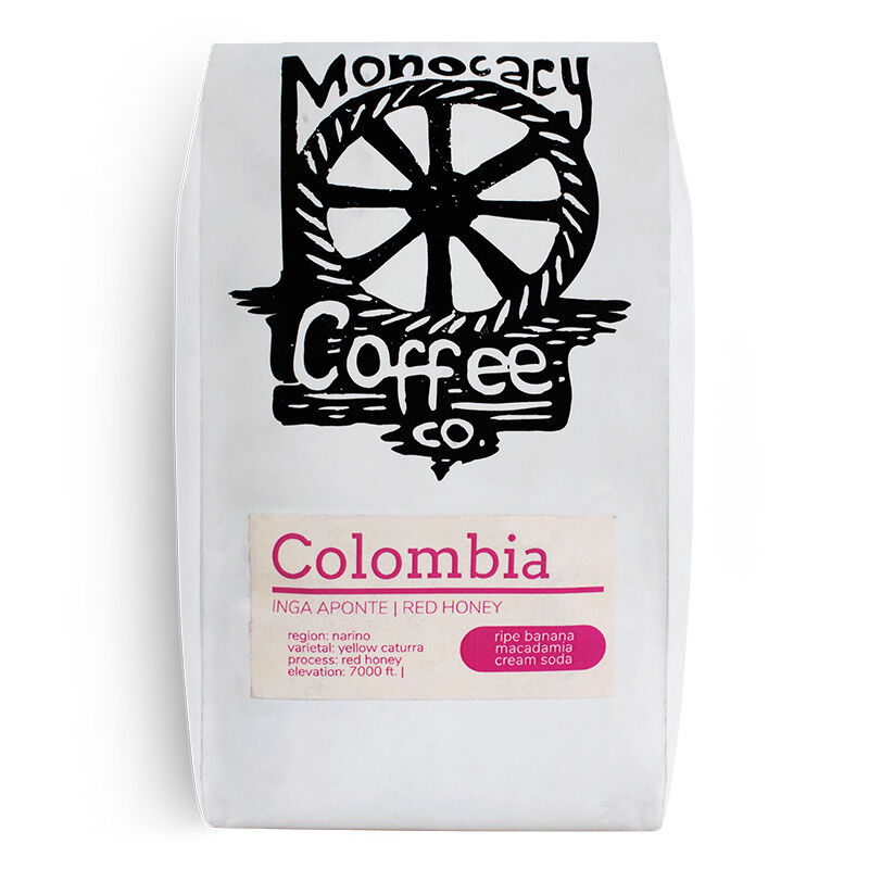 Colombia Inga Aponte Red Honey