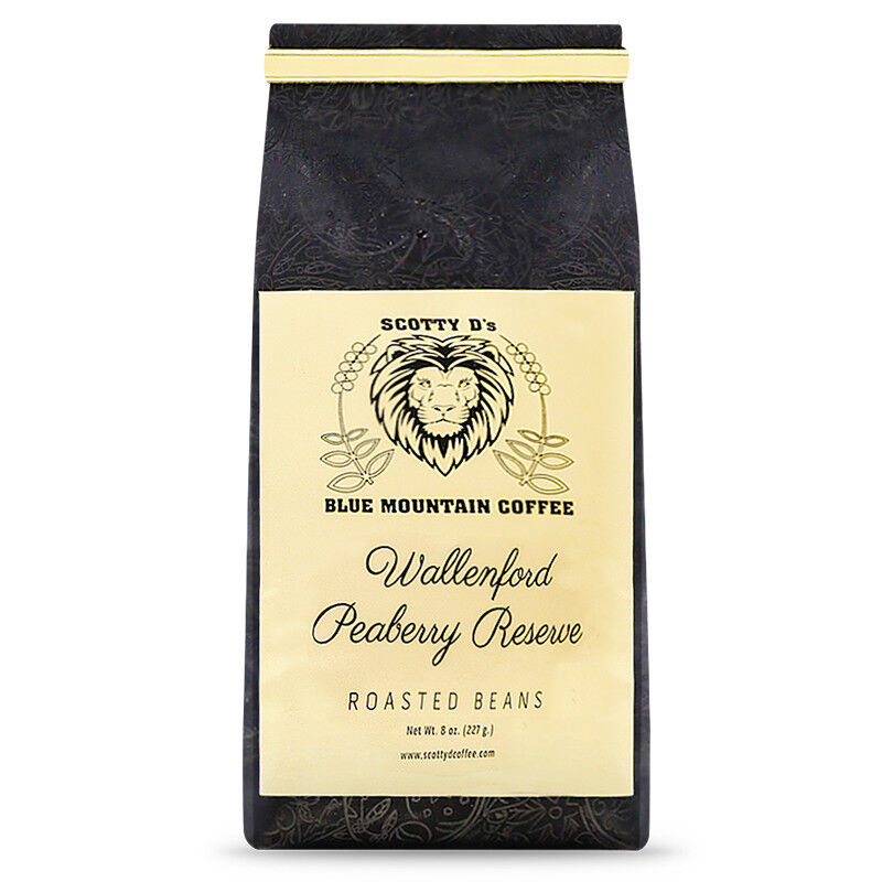 Scotty D's 100%- Wallenford Peaberry Reserve