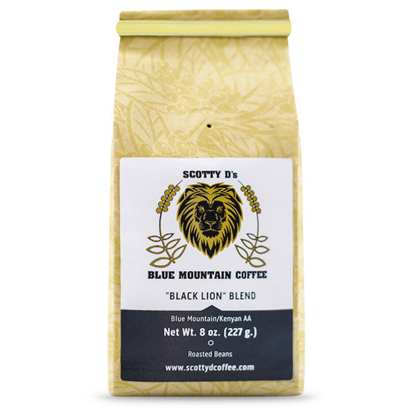"Scotty D's ""Black Lion"" Blend"