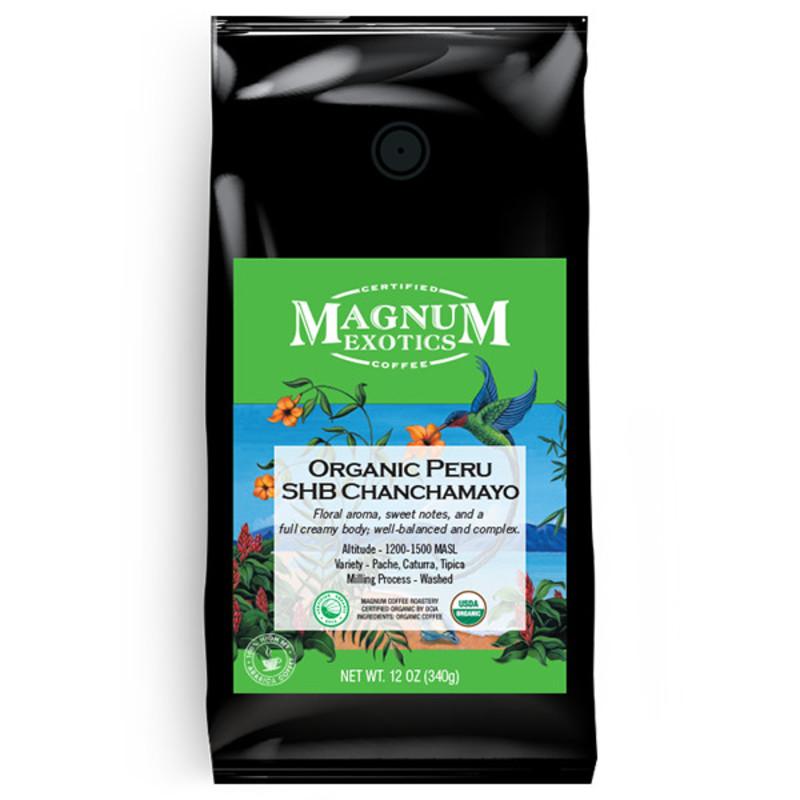 Organic Peru SHB Chanchamayo
