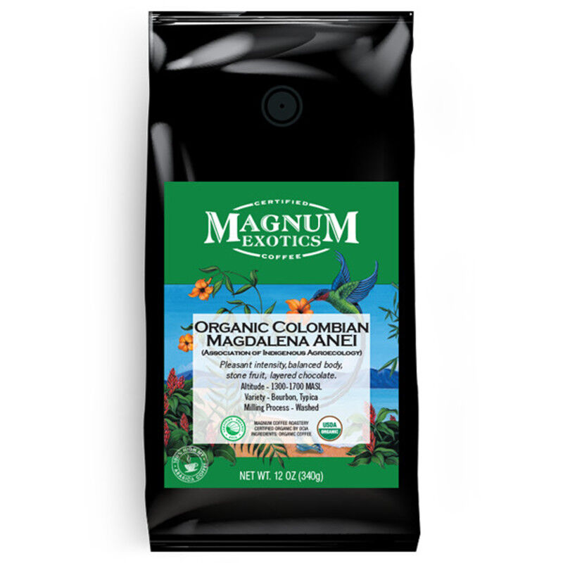 Organic Colombian Magdalena (ANEI)