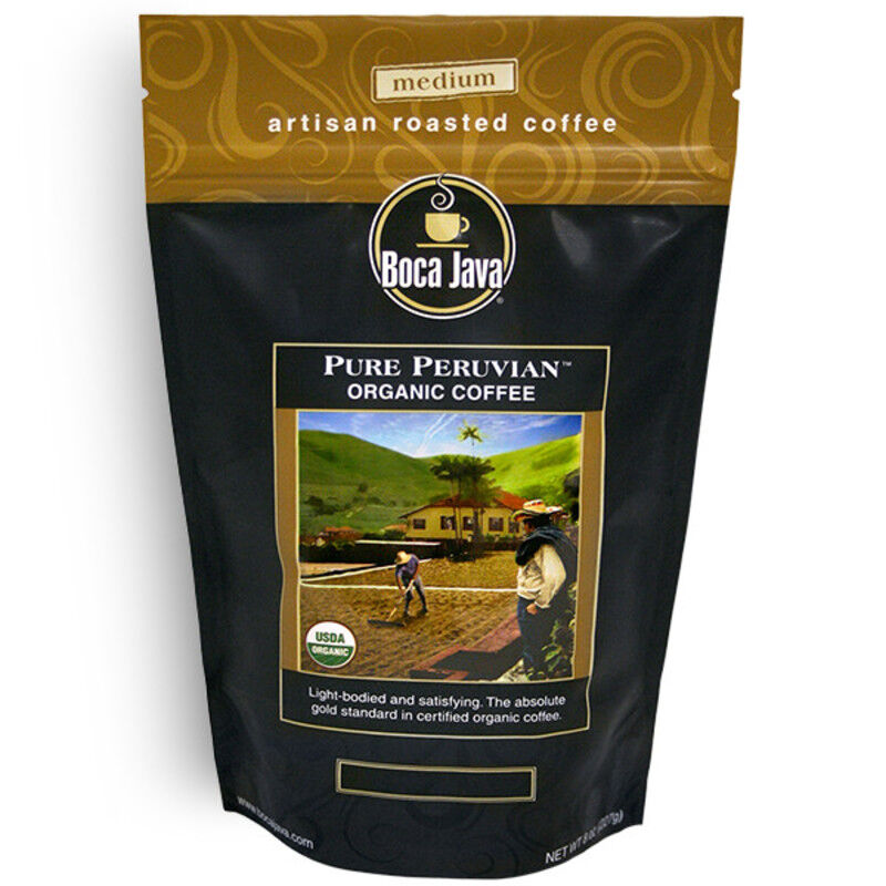 Pure Peruvian Organic Coffee