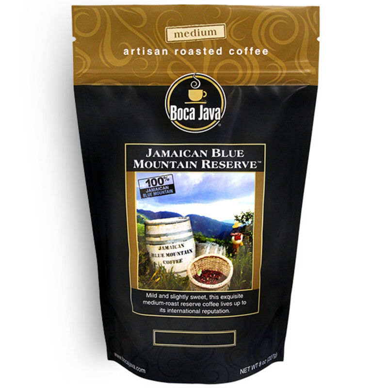 100% Jamaican Blue Mountain Reserve