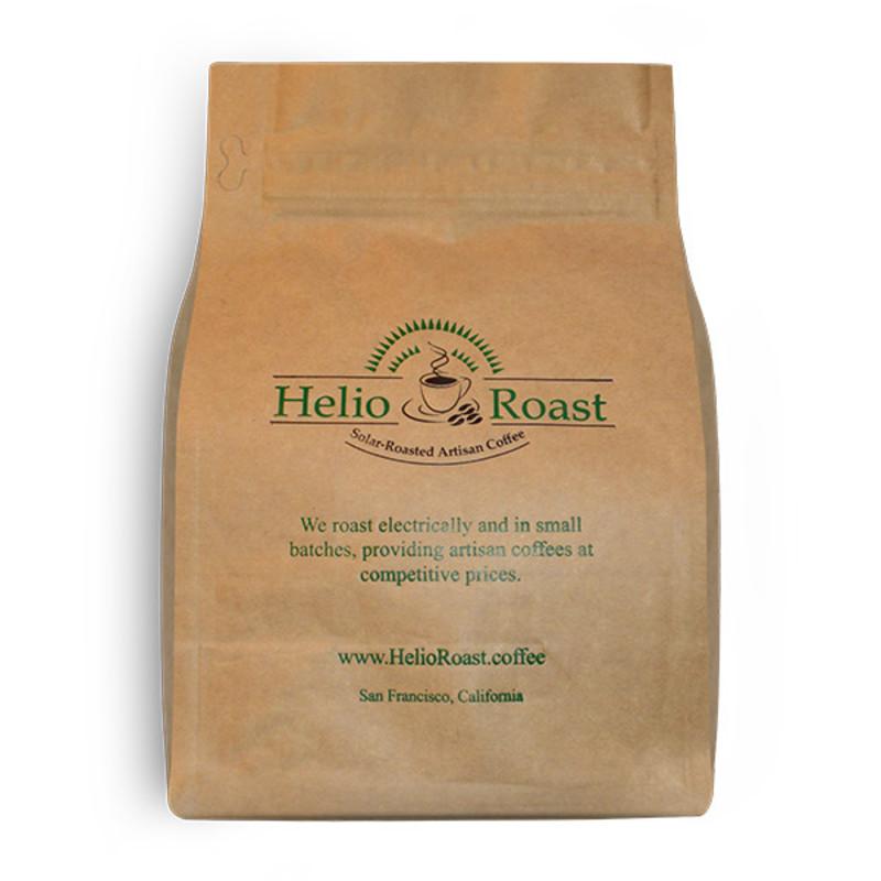Ethiopia Harrar Messela (organic)
