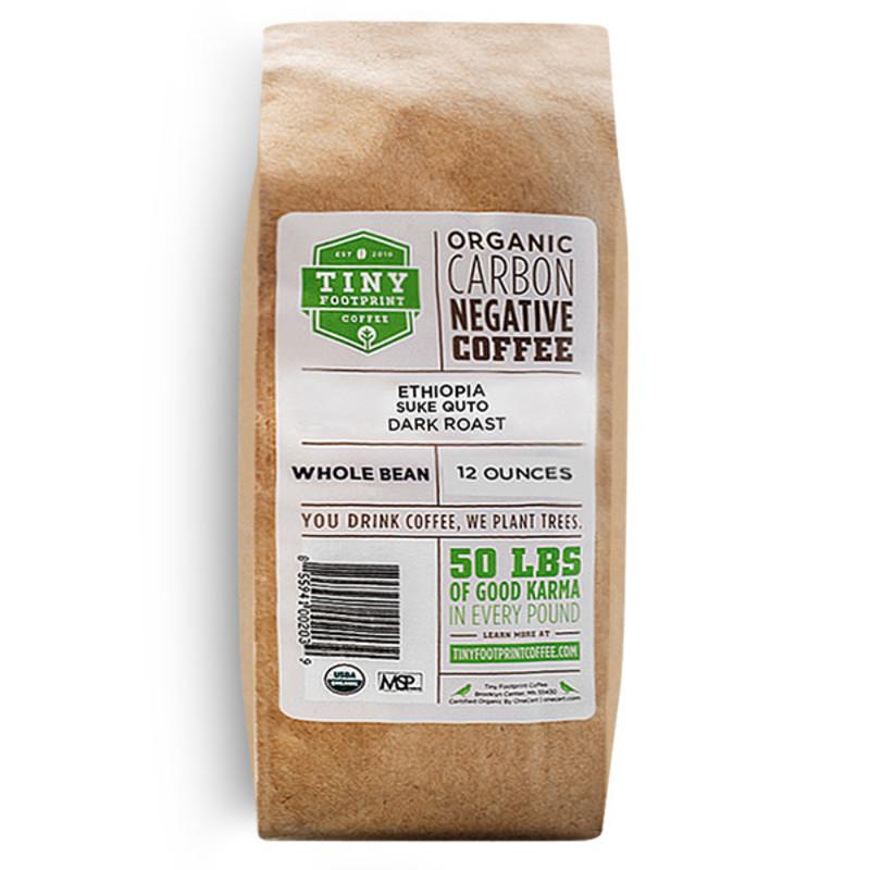 Organic FT Ethiopia Suke Quto | Dark