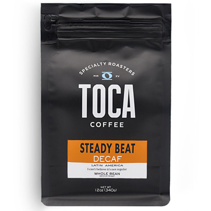 Steady Beat Decaf