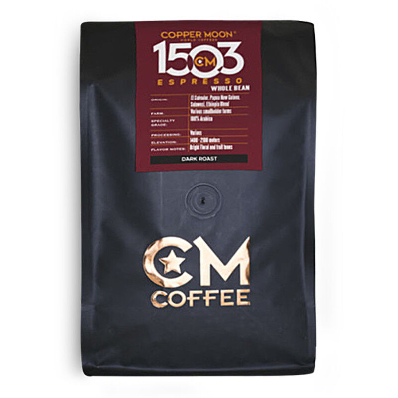 Copper Moon Coffee 1503 Espresso 2 lb. Whole Bean