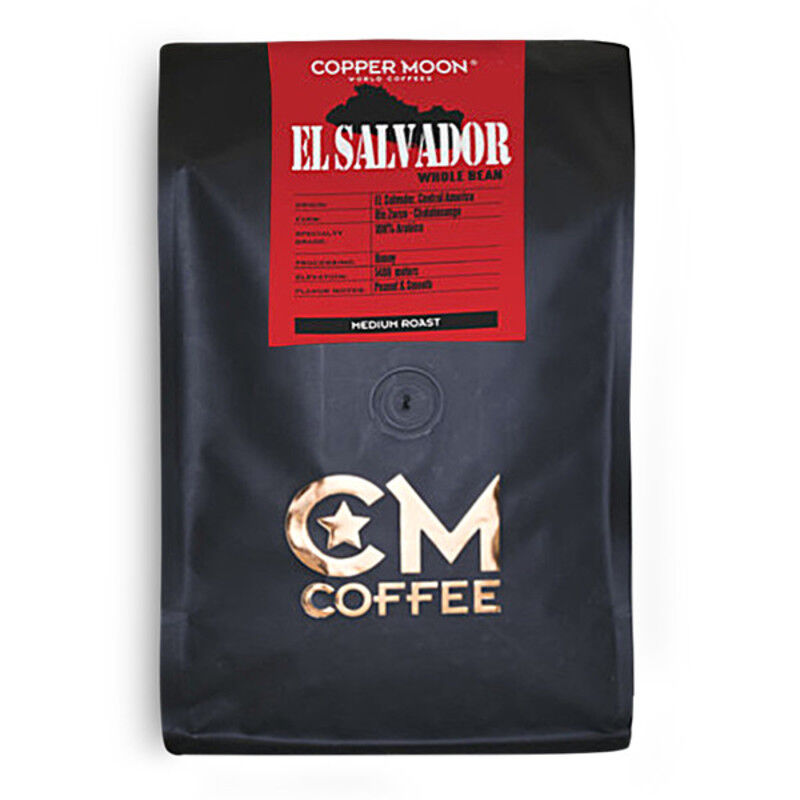 Copper Moon Coffee El Salvador 2 lb. Whole Bean