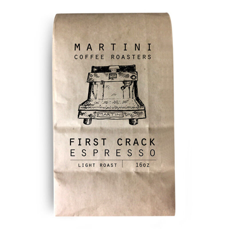 First Crack Espresso