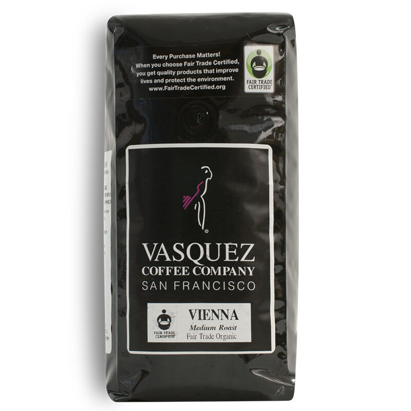 Vienna Fair Trade Organic / Medium & Dark Blend