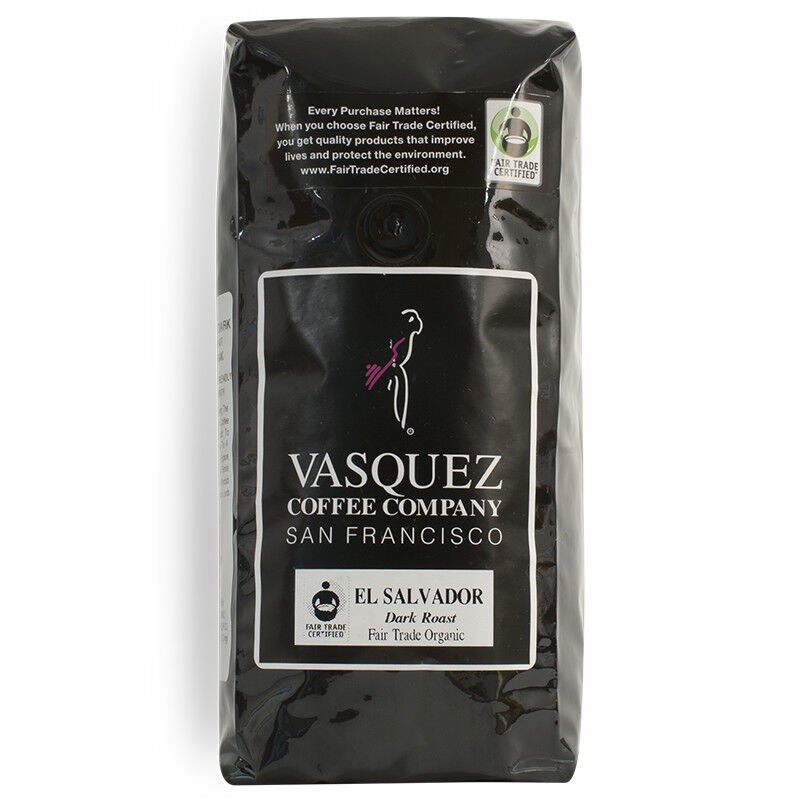 El Salvador Fair Trade Organic / Dark Roast