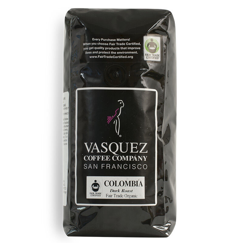 Colombia Dark Fair Trade Organic