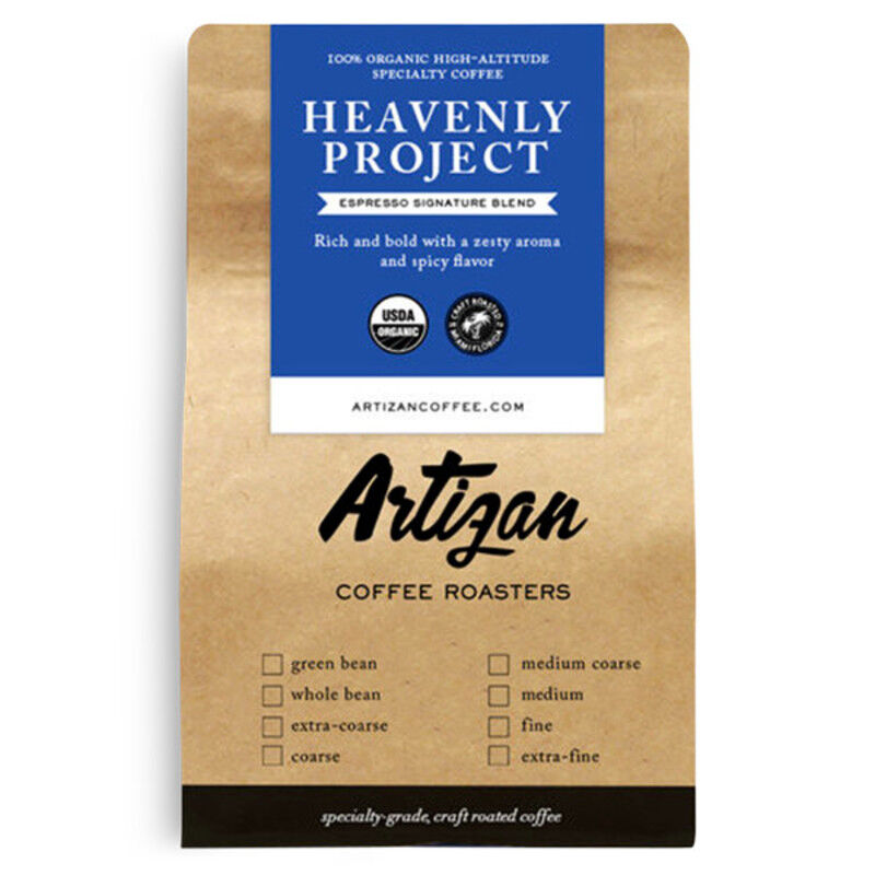 Heavenly Project - High Altitude Espresso Blend