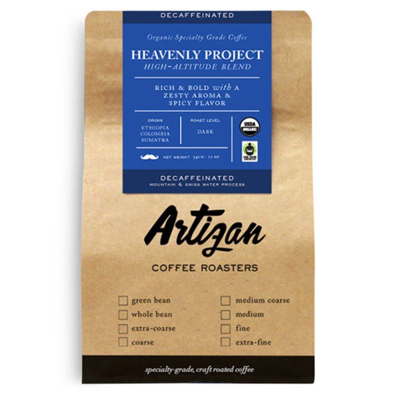 Heavenly Project High Altitude - Decaf Blend