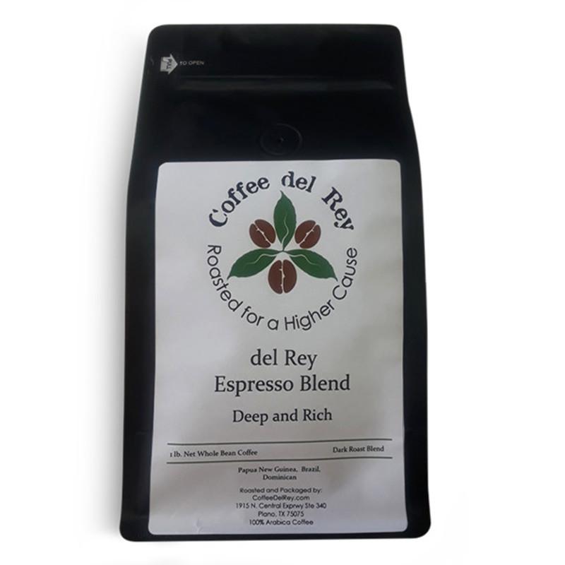 del Rey Espresso Blend