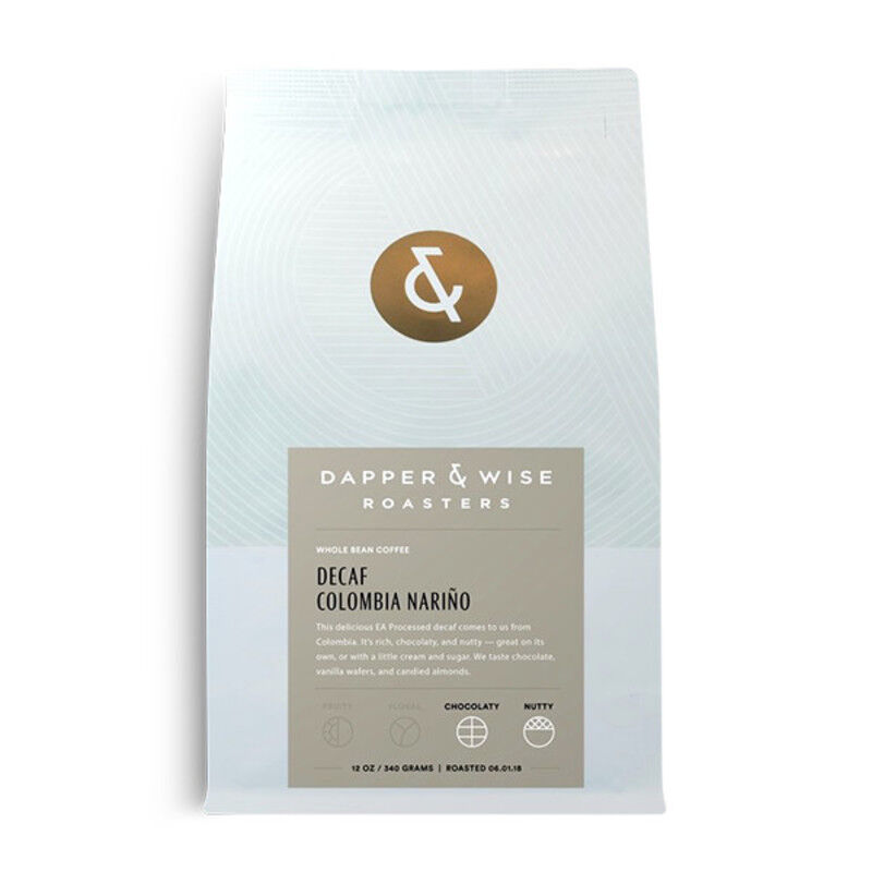 Decaf Colombia Nariño