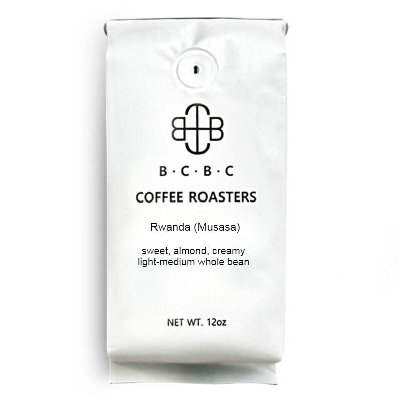 Rwanda (Musasa) - Light Medium Roast