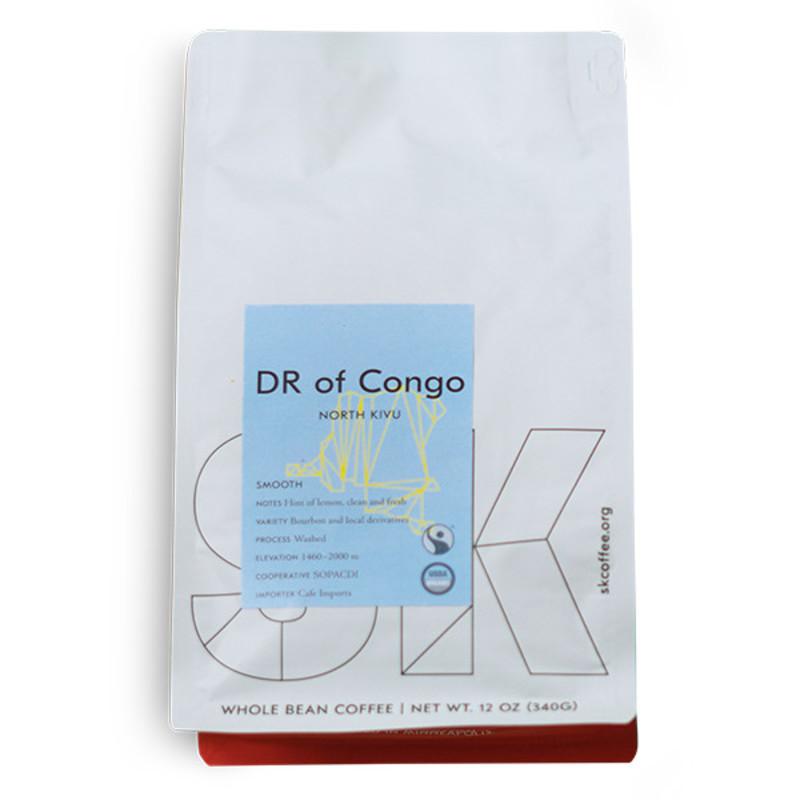 DR of Congo, North Kivu (Smooth)