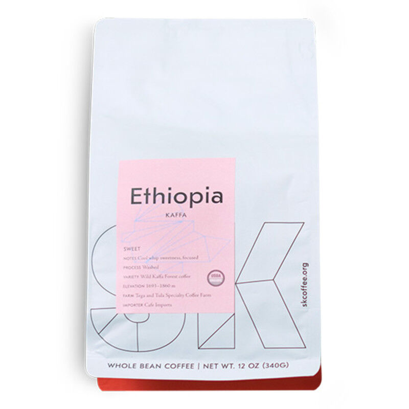 Ethiopia, Kaffa (Sweet)