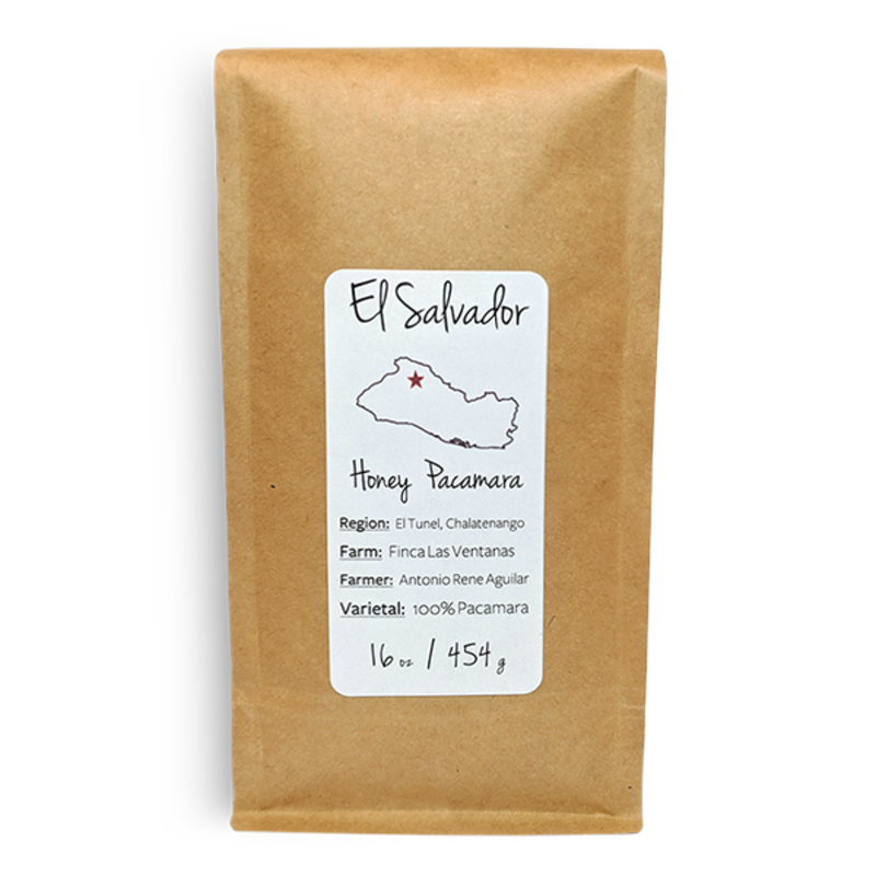 El Salvador Honey Pacamara