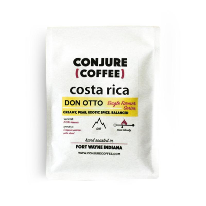 Costa Rica ~ Don Otto
