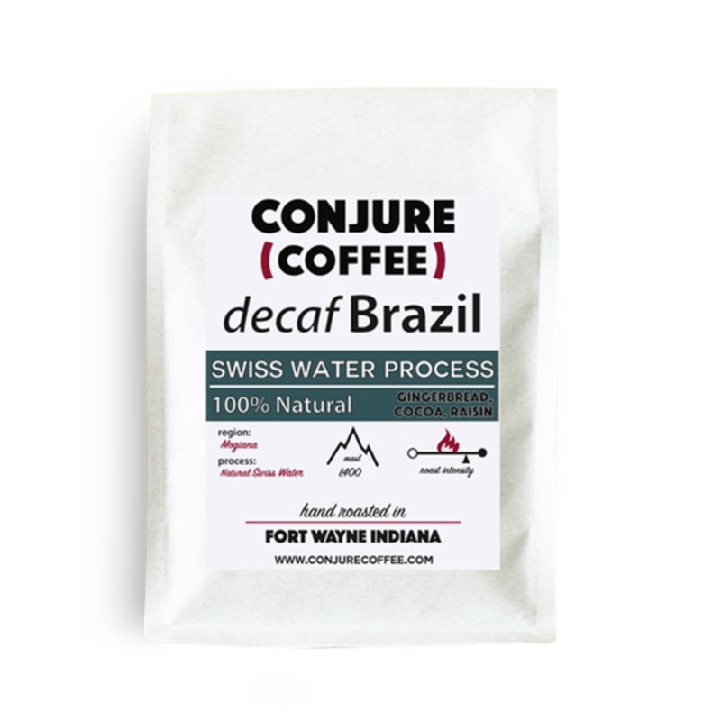 Decaf Brazil Mogiana - Swiss Water Process