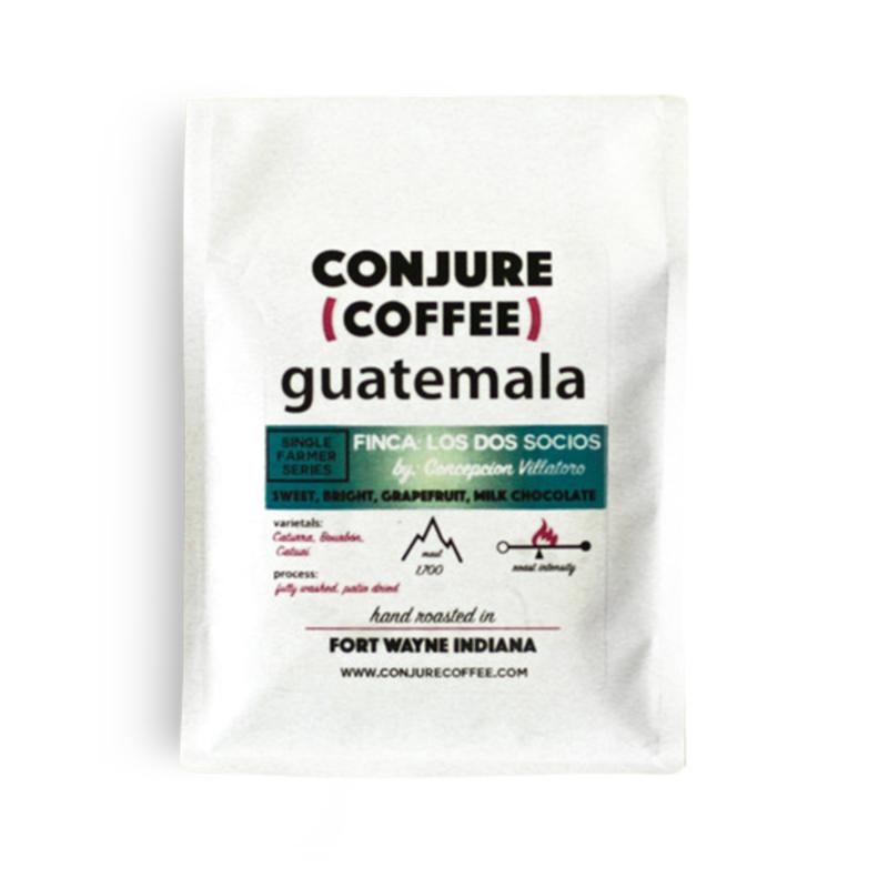 Guatemala ~ Finca los dos Socios