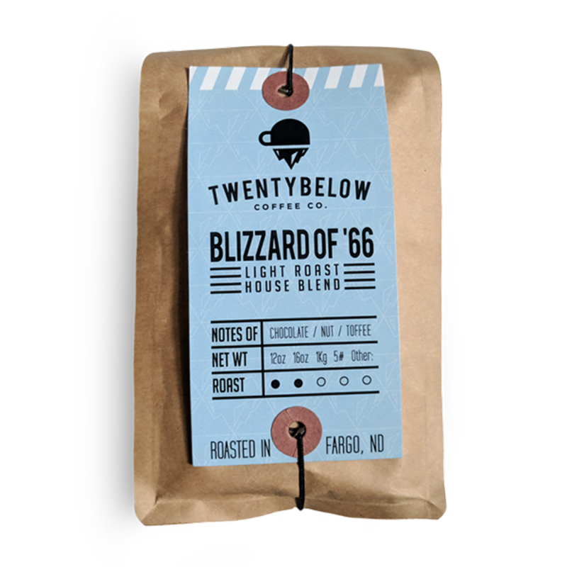 Blizzard of '66 - House Blend