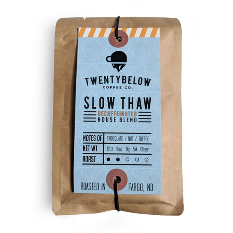 Slow Thaw - Decaf House Blend
