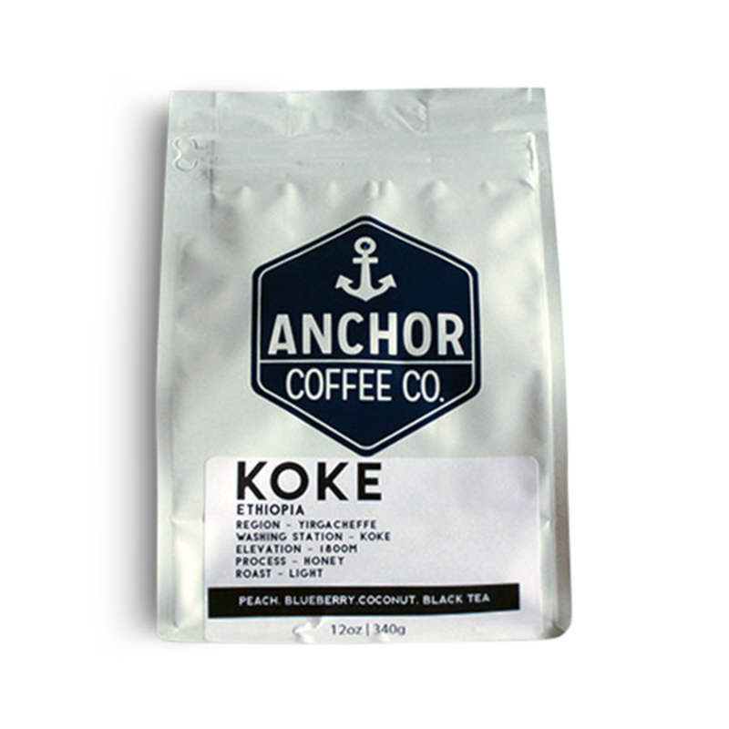 Koke - Ethiopia - Honey
