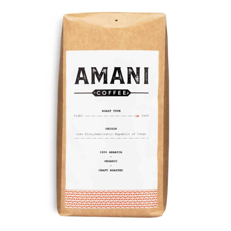 Amani Coffee - Dark Roast