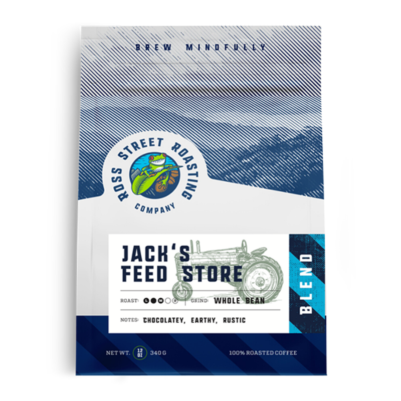 Jack's Feed Store - Medium Roast Blend