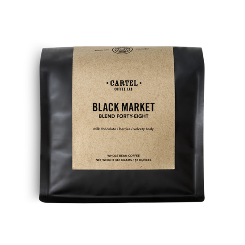 Black Market Blend Forty-Eight