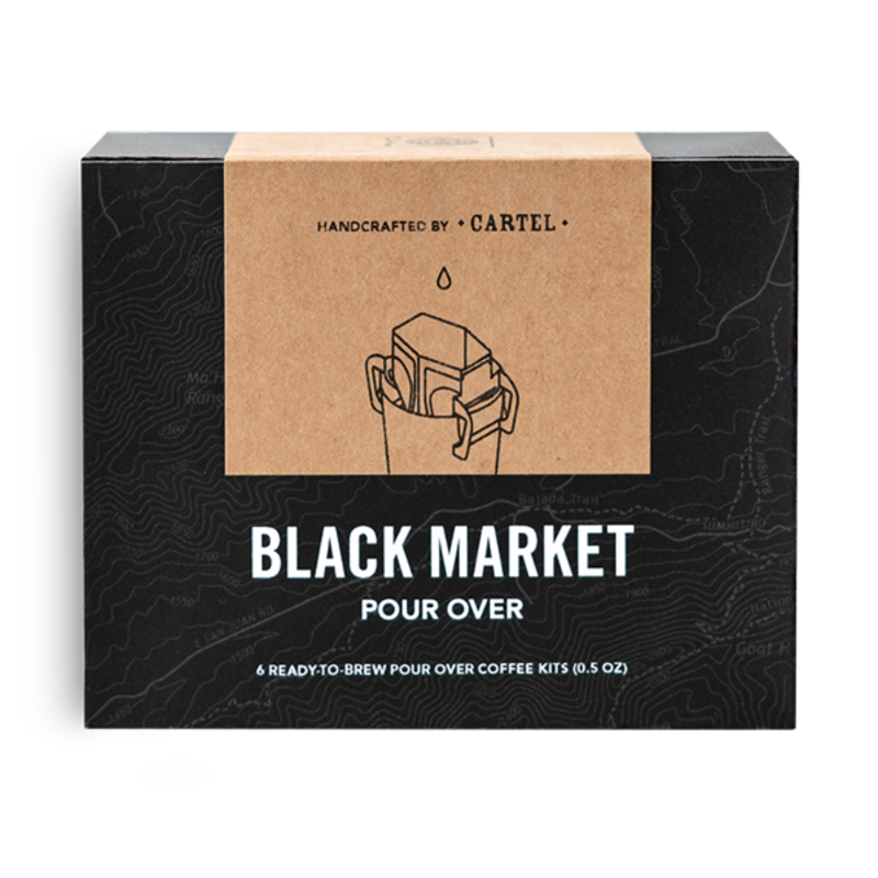 Black Market Pour Over Kit