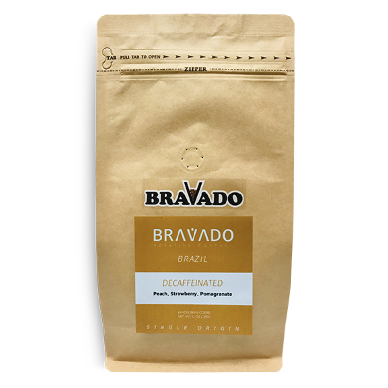 Brazil Decaffeinated