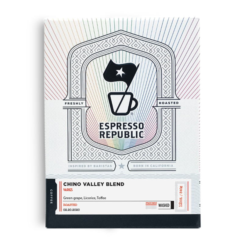 Chino Valley Blend