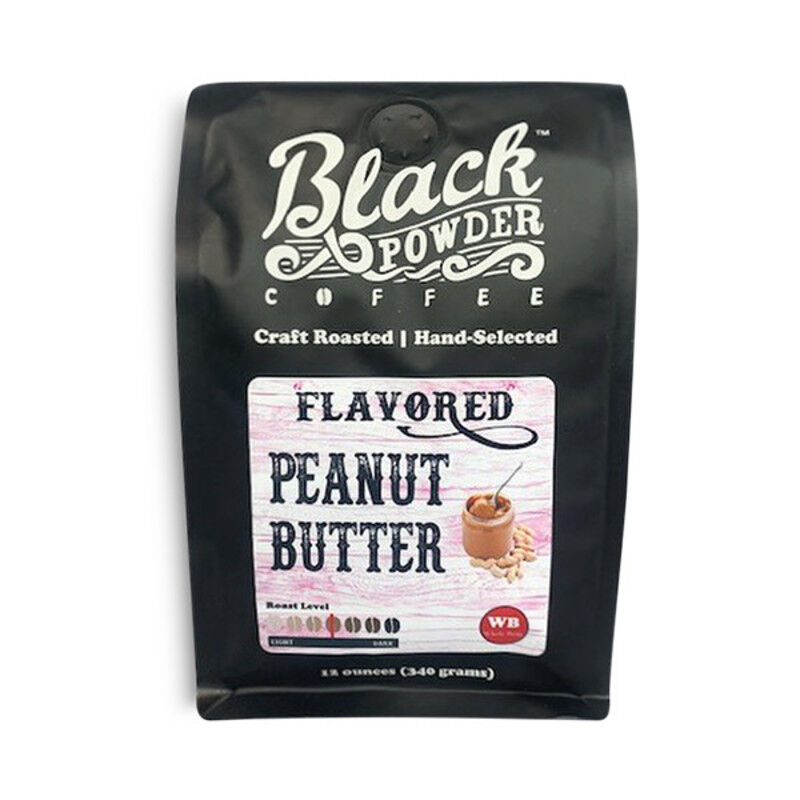 Peanut Butter Flavored Coffee