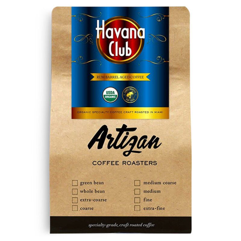 Havana Club Rum Barrel Aged Espresso Blend