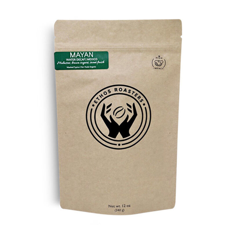 Organic Mayan Water Decaf | Mexico