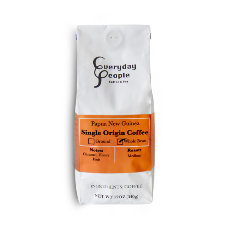 Papua New Guinea Single Origin- Medium Roast