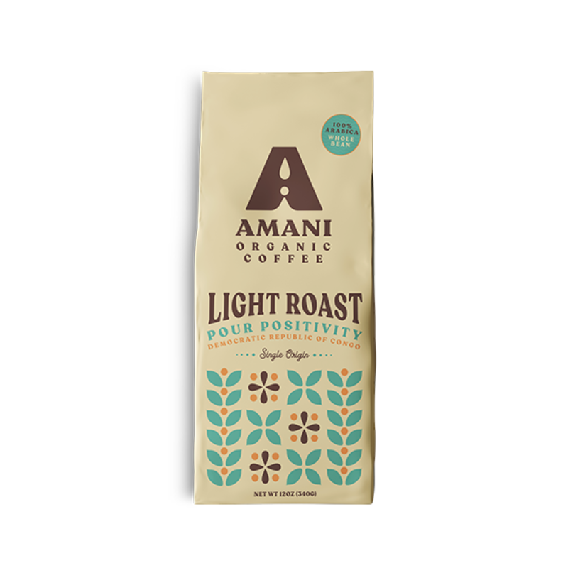 Amani Coffee Light Roast