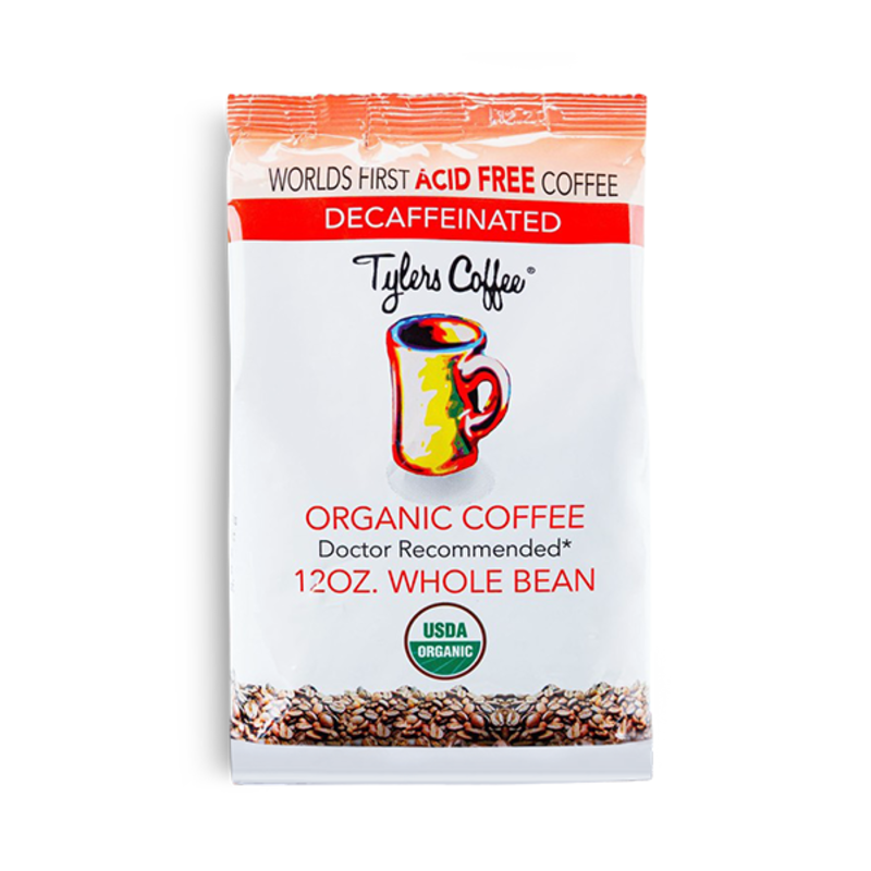 Tylers Coffees® Decaf