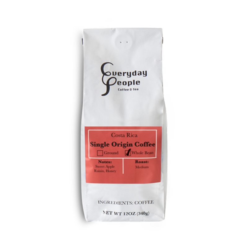 Costa Rica Single Origin- Medium Roast