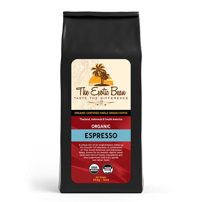 Thailand Espresso