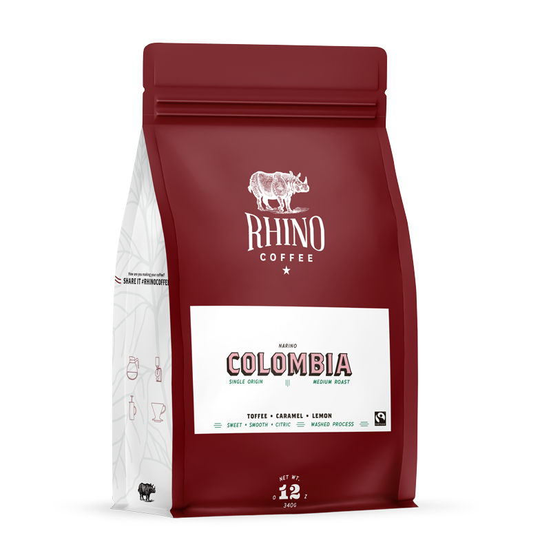 Fairtrade Colombia Nariño
