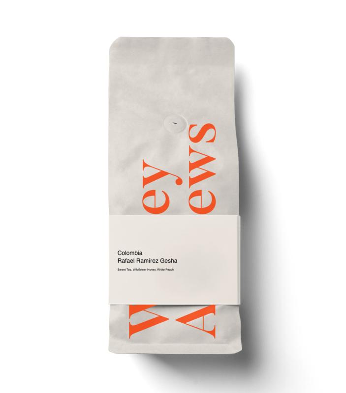 Colombia Rafael Ramírez Gesha - Limited Release