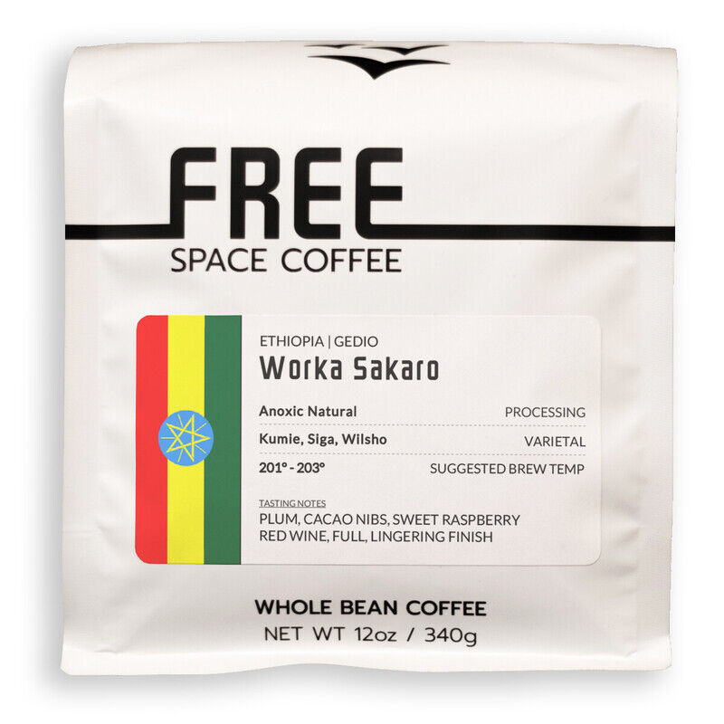 Ethiopia - Worka Sakaro